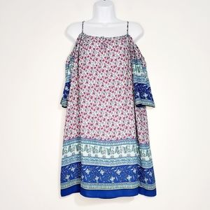 Skies are Blue Womens summer dress